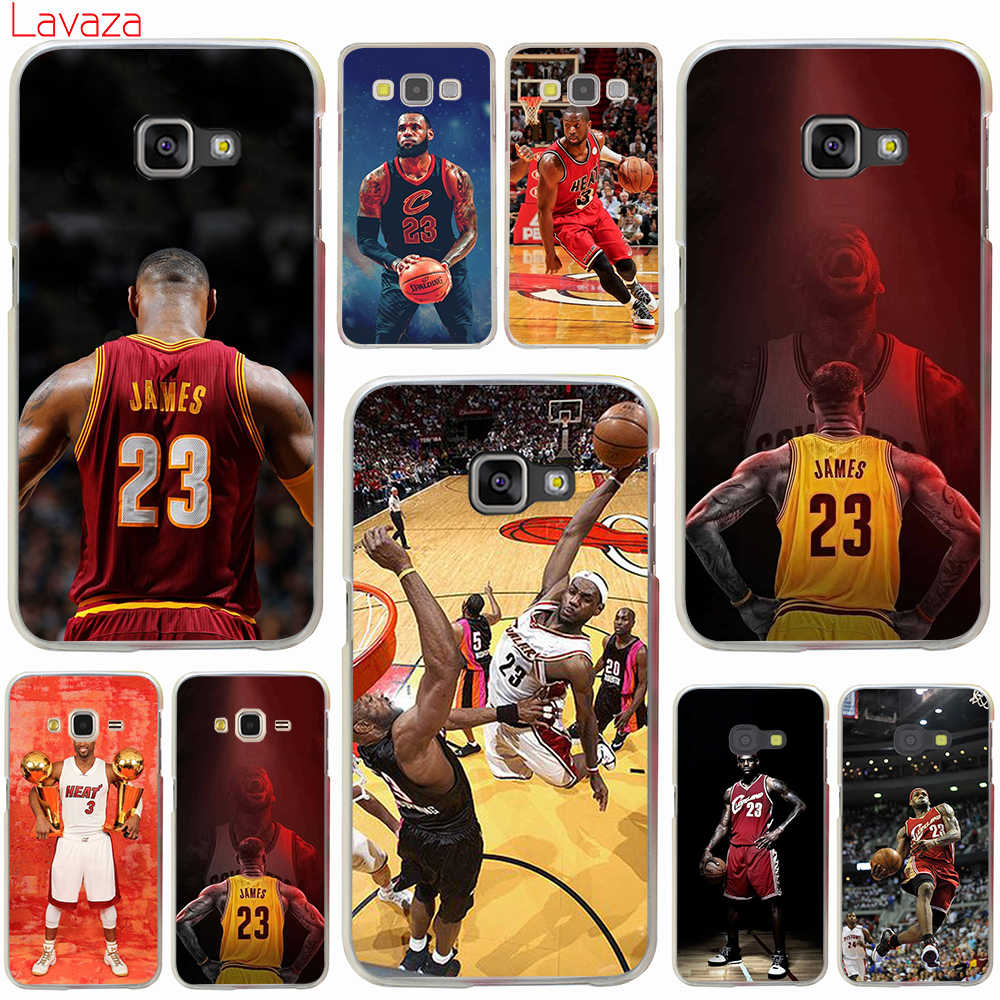 878630ee88a Detail Feedback Questions about Lavaza LeBron James Dwyane Wade Hard Phone  Case Shell for Samsung Galaxy A3 A5 2017 A9 A8 A6 Plus 2018 Note 8 9 Cover  on ...