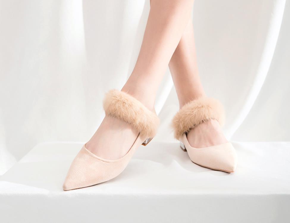 Bescheiden Die Neue Frühjahr/herbst 2019 Sammlung Geht Mit Eine Breite Palette Von Stilvollen Chunky Frauen Schuhe Gesundheit FöRdern Und Krankheiten Heilen Frauen Schuhe Schuhe