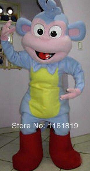 MASCOT Monkey Boots mascot costume custom fancy costume anime ...