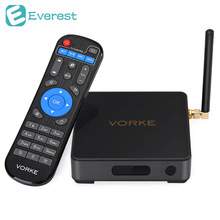 Оригинальный vorke Z1 Smart TV Box Amlogic S912 KODI16.1 4 К Smart Mini PC Android 6.0 3 г DDR4/32 г EMMC Bluetooth HDMI Android TV Box