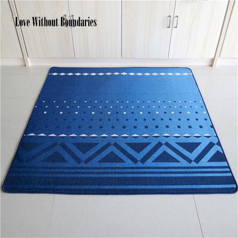 Enfants tapis pour enfants tapis chambre tapis porte impression tapis bébé jouer plancher tapis tapis de sol 1.3x1.4 grands tapis