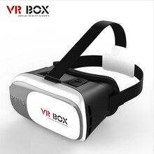 VR BOX II 2 Vrbox 3D Glasses VR Headset Virtual Reality Lentes Helmet