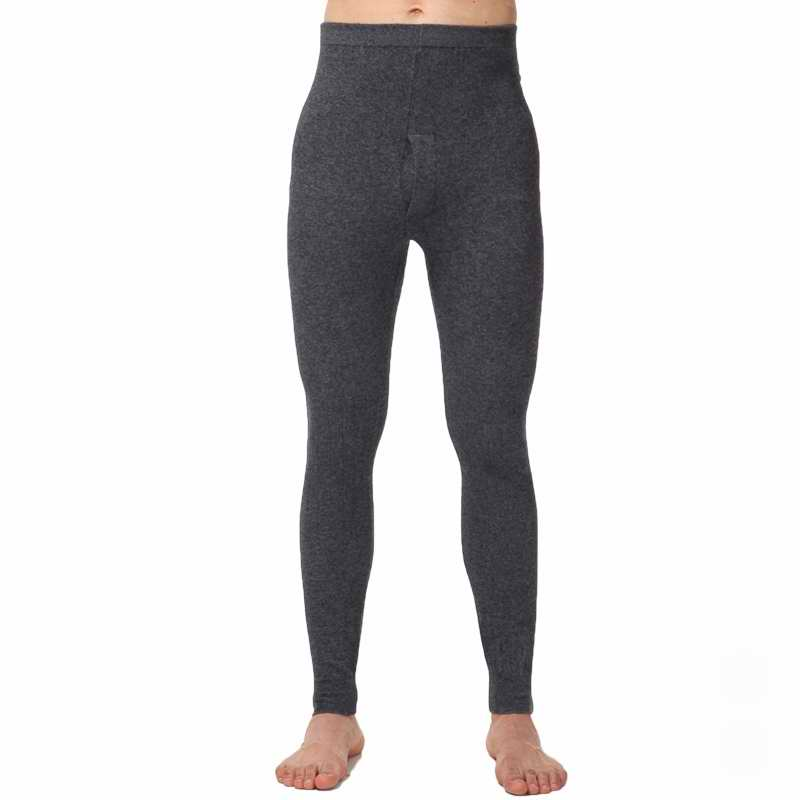Hot Sales 2018 New style Men's Warm Pants Sexy Thermal Underwear Cashmere Wool Knitted  High Quality Free Shipping