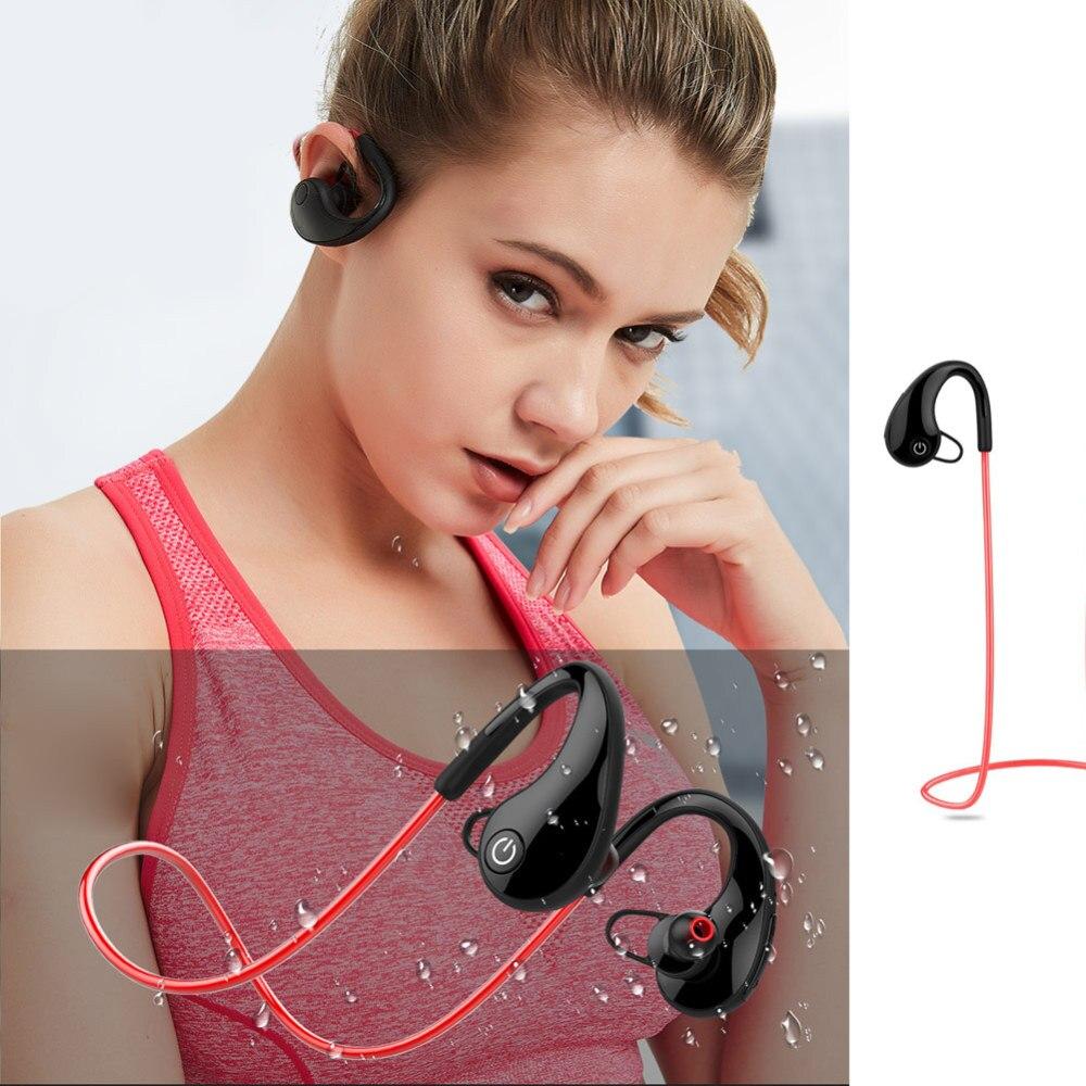 Fashion Sport Running Bluetooth Headset Earphone Waterproof Bluetooth Wireless In Ear Earphones