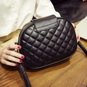 Image 5 - REPRCLA Hot Fashion Crossbody Bags for Women 2020 High Capacity 3 Layer Shoulder Bag Handbag PU Leather Women Messenger Bags