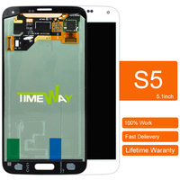 Alibaba China 2pcs Original For Samsung S5 I9600 Lcd Screen With Touch Screen Digitizer Assembly White