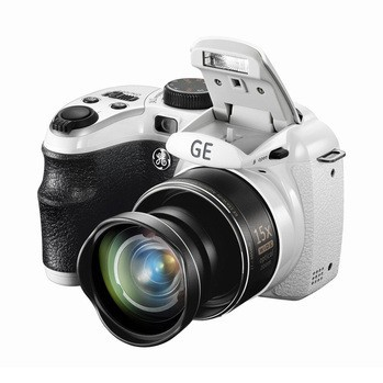 free shiping ge x400 digital camera white 14 1 mp 15x optical zoom rh aliexpress com Sony Cyber -shot Canon 12.1 Megapixel Digital Camera
