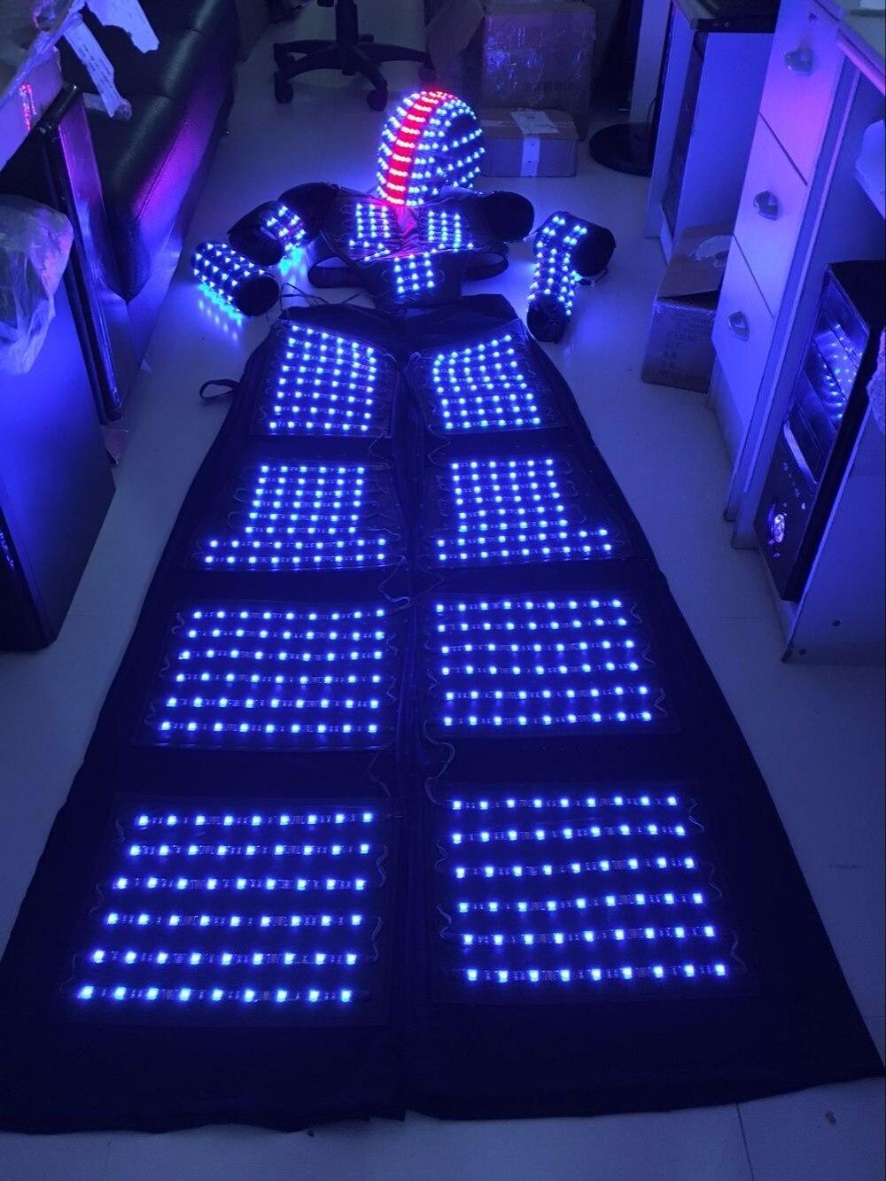 led costume led clothing light suits led robot suits robot led lights costumes on aliexpress. Black Bedroom Furniture Sets. Home Design Ideas