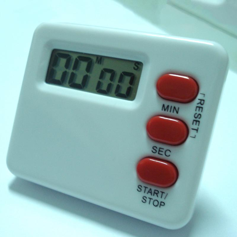 Mini Lcd Kitchen Timer Countdown Digital Display 99 Minutes Countdown Count Alarm Clock Kitchen Gadgets Co Ng Tools In Kitchen Timers From Home