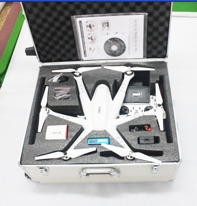 Walkera TALI H500 FPV Hexrcopter with G-3D Gimbal iLook Camera+IMAX B6 Charger DEVO F12E Transmitter + Carry Case F10145/15633