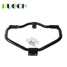 Motorcycle Highway Mustache Engine Guard Crash Bar for Harley Sportster XL883 XL1200 2004-2019 XR1200 2008-2013