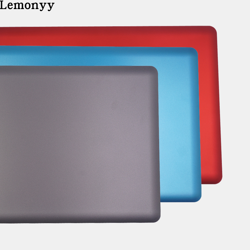 New LCD BACK COVER for lenovo U410 LCD top cover case Non Touch gray/blue/red cover cover pl44027 06