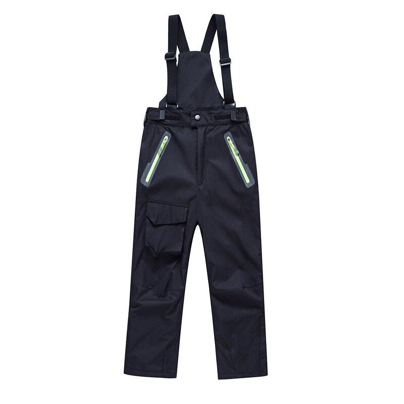 2e26b66a729f Ski Pants Kids Girls Boys Brand Plus Size Waterproof Ski Pants Suit ...
