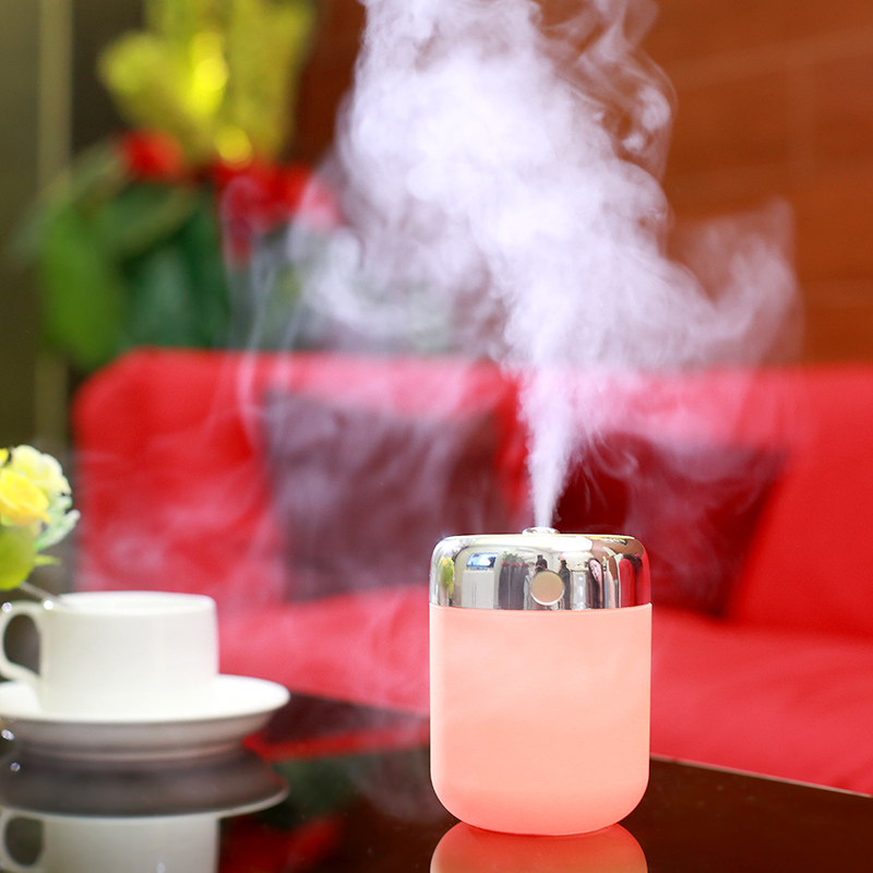 180ML Essential Oil diffuser of Home and Car USB Ultrasonic Humidifier Air Aroma Diffuser Mist Maker creativity essential oil blend true botanical 100% pure and natural undiluted high quality therapeutic grade blend of rosemary clary sage hyssop marjoram cinnamon 5 ml