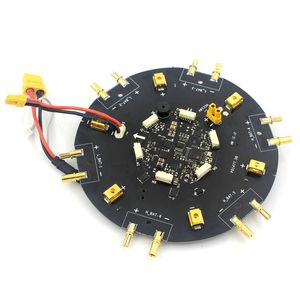 Image 5 - DJI M600 Power Distribution Board Part 49 for DJI Matrice M600 Plant protection machine Drone Accessories