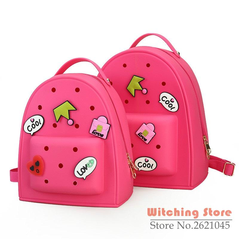 ФОТО backpack P1Perfect# Recommended the supply of 2016 new female cartoon children   school bags one generation FREE SHIPPING