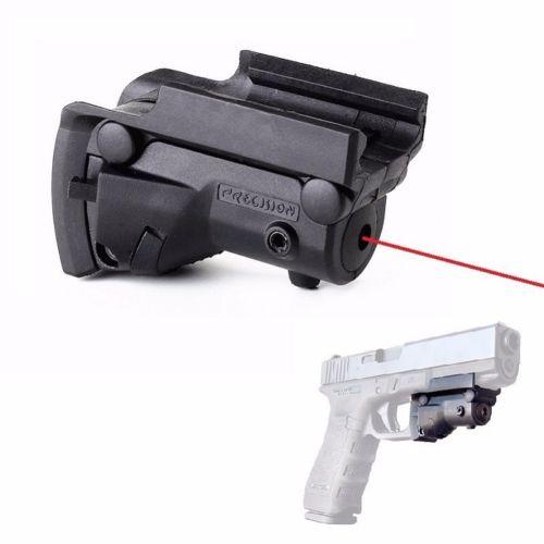 MIZUGIWA Hunting Red Dot Laser Sight 5mw Laser for Pistol Handgun Rifle Glock Gun Glock 19 23 22 17 21 37 31 20 34 35 37 38 Caza