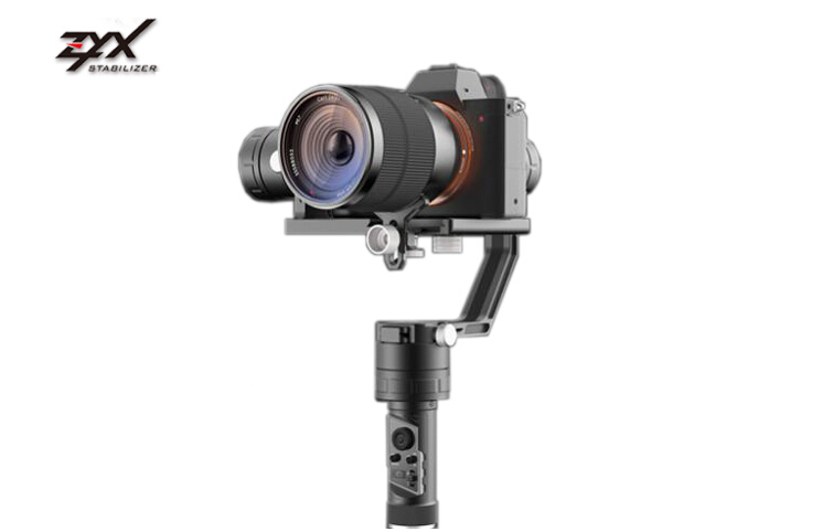 Tarot Flamingo M/Pro Tracking 3-Axis 360 Handheld Gimbal Stabilizer Support 350g-1900g DSLR Camera ZYX Phone APP Control yuneec q500 typhoon quadcopter handheld cgo steadygrip gimbal black