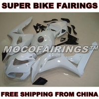 Motorcycle Unpainted ABS Fairing Kit For Honda CBR1000RR 2006 2007 Fairings Front Nose Kits Bodywork Pieces