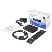 Digital tv satellite decoder D1S HD satellite receiver box DVB-S2 Full 1080P 64M flash support clines pk v8 v7