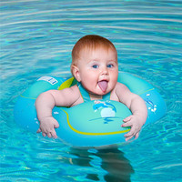 Inflatable Baby Float Swimming Ring with Belt Safety Seat Boat for Swimming Pool Bathtub Newborn Kids Swim Trainer Floating Toy