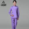 Men Women Long & Short Sleeve Hospital Surgical Scrub Sets Doctor Nurse Surgeon Stomatology Beauty Salon Work Uniform Tops Pants