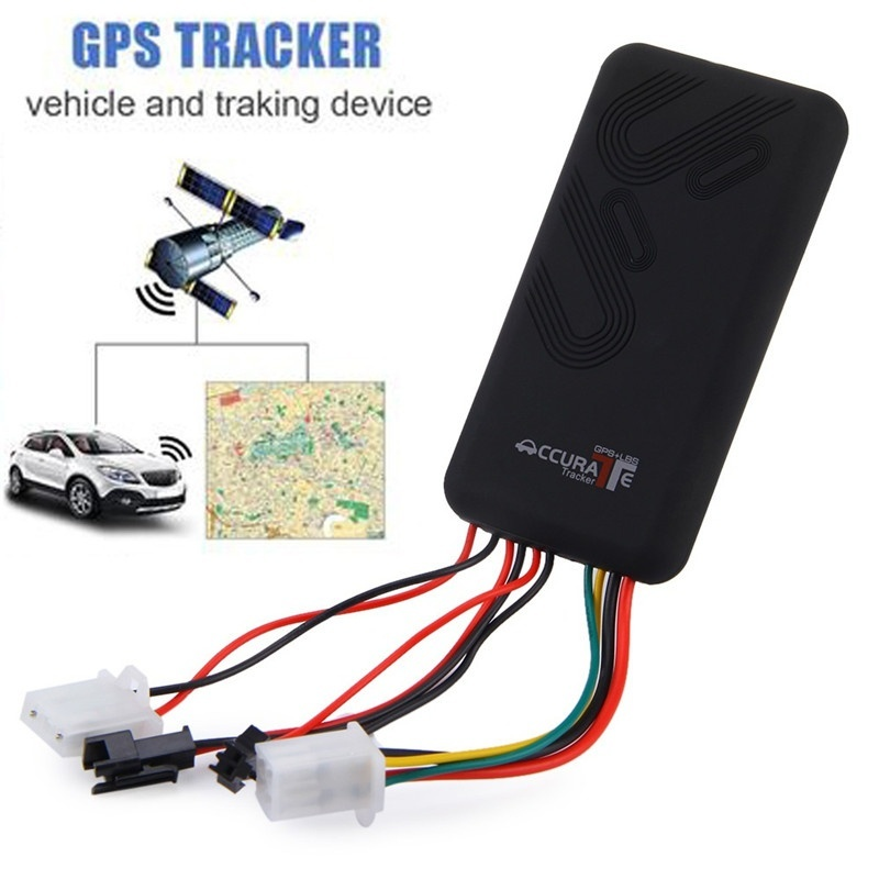 Gps-Tracker Online-Tracking-System Monitor Vehicle Motorcycle Mini Real-Time Stop Car