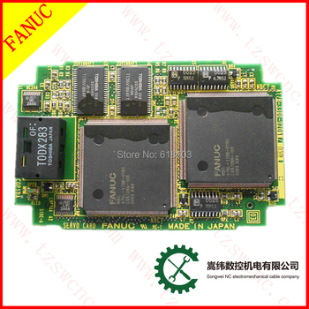Envío Gratis M-16IL Robot placas de circuito FANUC 18i eje tarjeta A17B-3300-0201