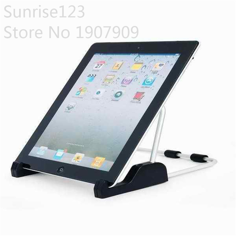 Apple iPad stendi üçün Alüminium qatlanabilir universal planşet - Planşet aksesuarları - Fotoqrafiya 4