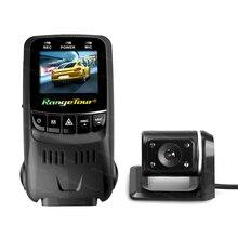 B40D Скрытая Тип HD вождения рекордер Новатэк 96655 1.5 дюйм(ов) Автомобильный видеорегистратор с G-Сенсор записей 170 градусов широкий широкоугольный объектив