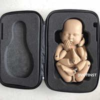 Dvotinst Baby Fotografie Requisiten Metall Kugelgelenk Simulation Puppe Posiert Ausbildung Modell Fotografia Zubehör Studio Foto Prop