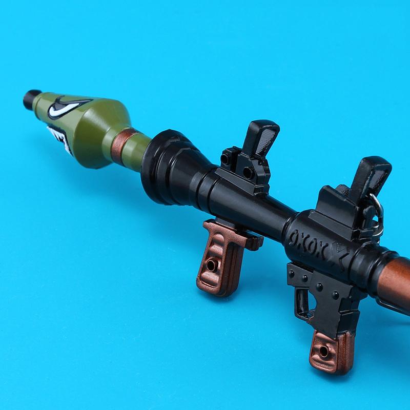 Fortnight Battle Royale Accessories Arms Scar Shark Rocket Launcher