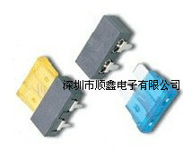 IC type automobile fuse clips subminiature PCB board welding seat rack cassette medium-sized insur contracts Insur