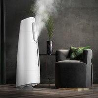 4 lнапольный увлажнитель воздуха ультразвуковой увлажнитель, арома диффузор для дома эфирное масло диффузор тумана, Fogger