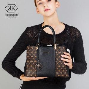 Image 3 - Luxury Handbags Women Bags Designer Women Leather Designer Handbags High Quality Bag For Women 2019 Ladies Hand Bags Sac a Main