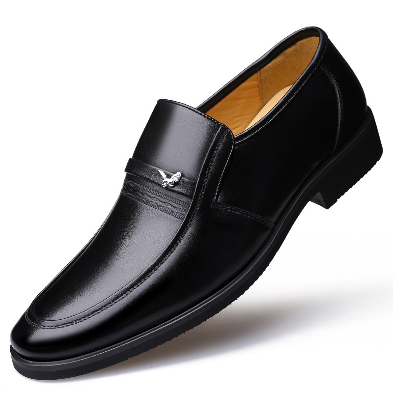 Men Dress Shoes Men Formal Shoes Leather Luxury Fashion Wedding Shoes Men Business Casual Oxford Shoes
