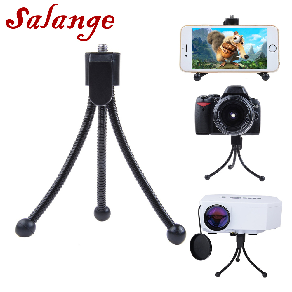 Universal Tripod Stand for Mini Projector YG300 YG310 YG320 DLP Digital Camera Mobile Phone Camera Tripod Stand for Xiaomi phone