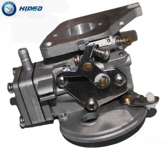 Free shipping Parts for   Hidea, pioneer, Yamaha, outboard   2 stroke 5HP /6 HP carburetor 6E314301-00