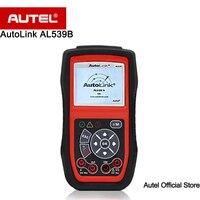 utel AutoLink AL539B OBD 2 Code Reader Electrical Test OBD2 diagnostic Tool AL539 B Auto Scanner Automotive Escaner Automotriz