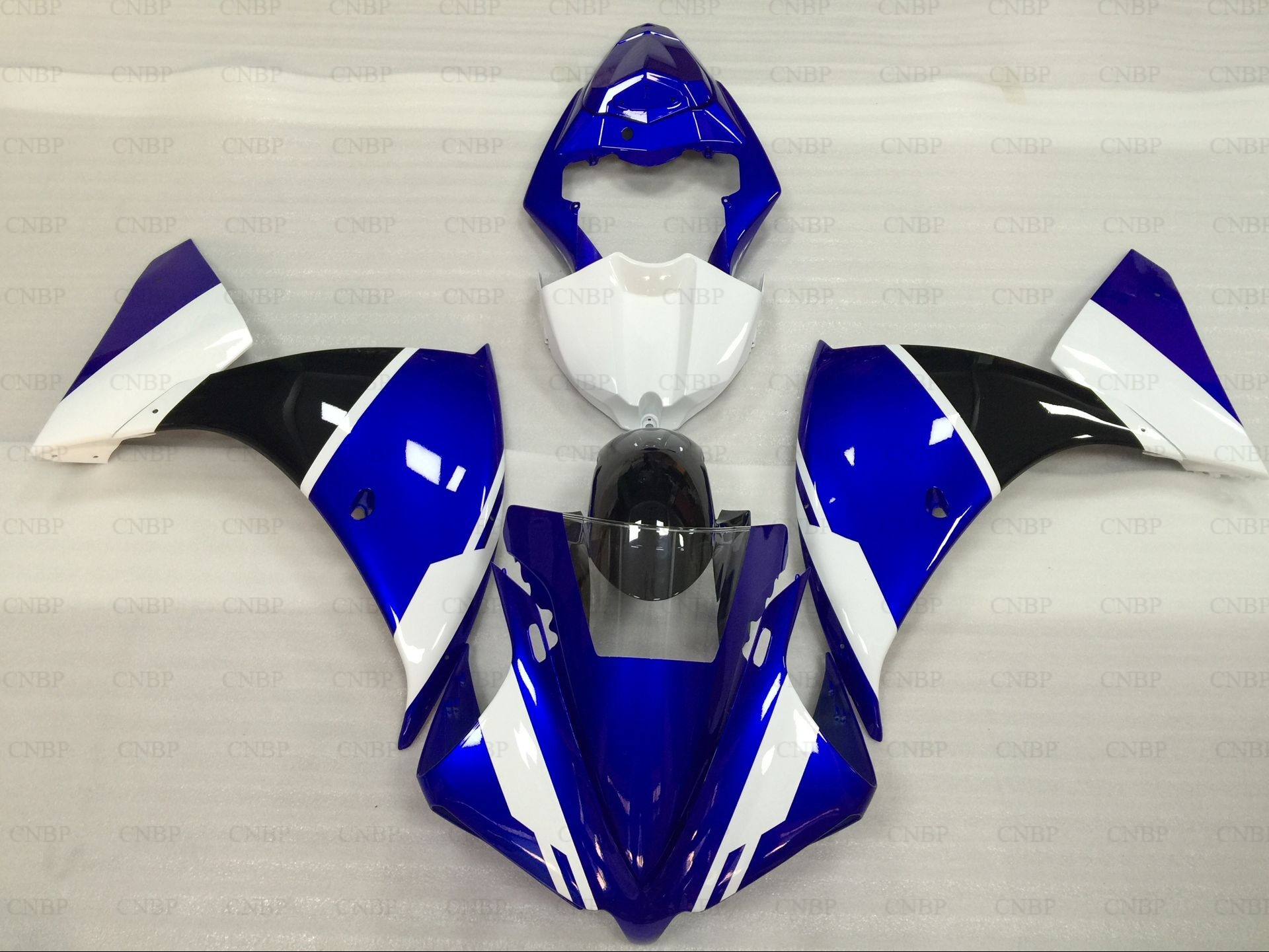 Body Kits for YAMAHA YZFR1 2013 Fairings YZF1000 R1 13 14 2012 - 2014 Blue for movistar Fairing Kits YZFR1 12 13