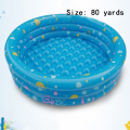 Summer Hot Products large inflatable child plastic baby swimming pool Children sandbox Cassia ocean ball pool children 80 yards