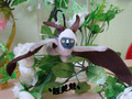 """9"""" Momo From Avatar the Last Airbender Soft Plush Stuffed Doll Toy"""