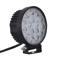Round Led 48W LED Work Light Waterproof Off Road Boat Truck Tractor LED Driving Light Flood