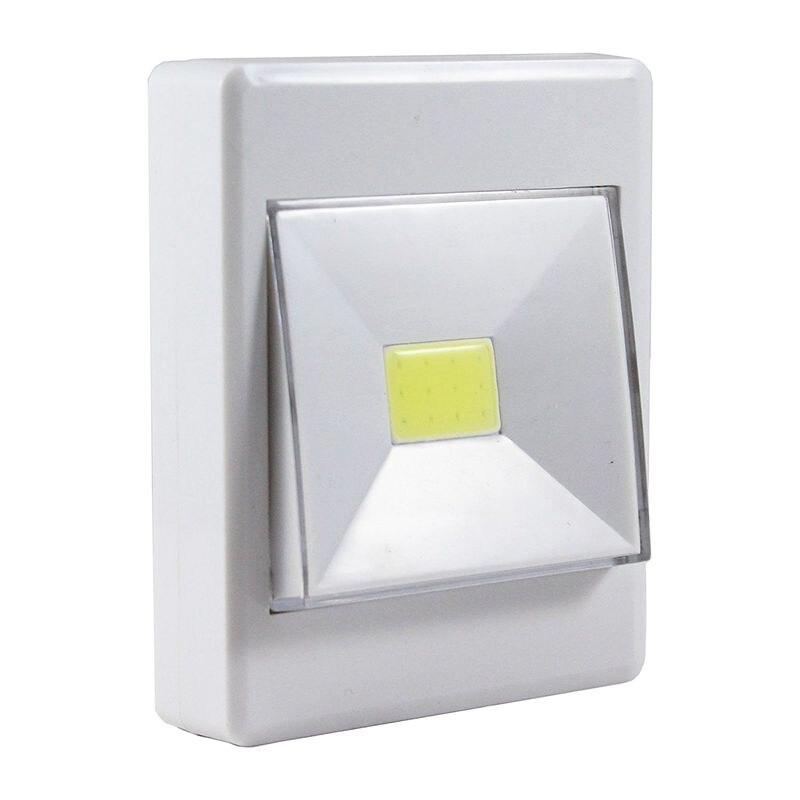 Luzes da Noite operado por bateria com interruptor Fonte de Luz : Lâmpadas Led