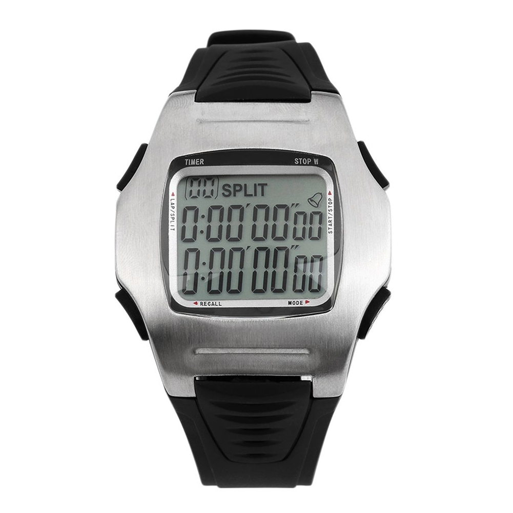 Soccer Referee Timer Sports Match Game Digital Wrist Watch Football Chronograph