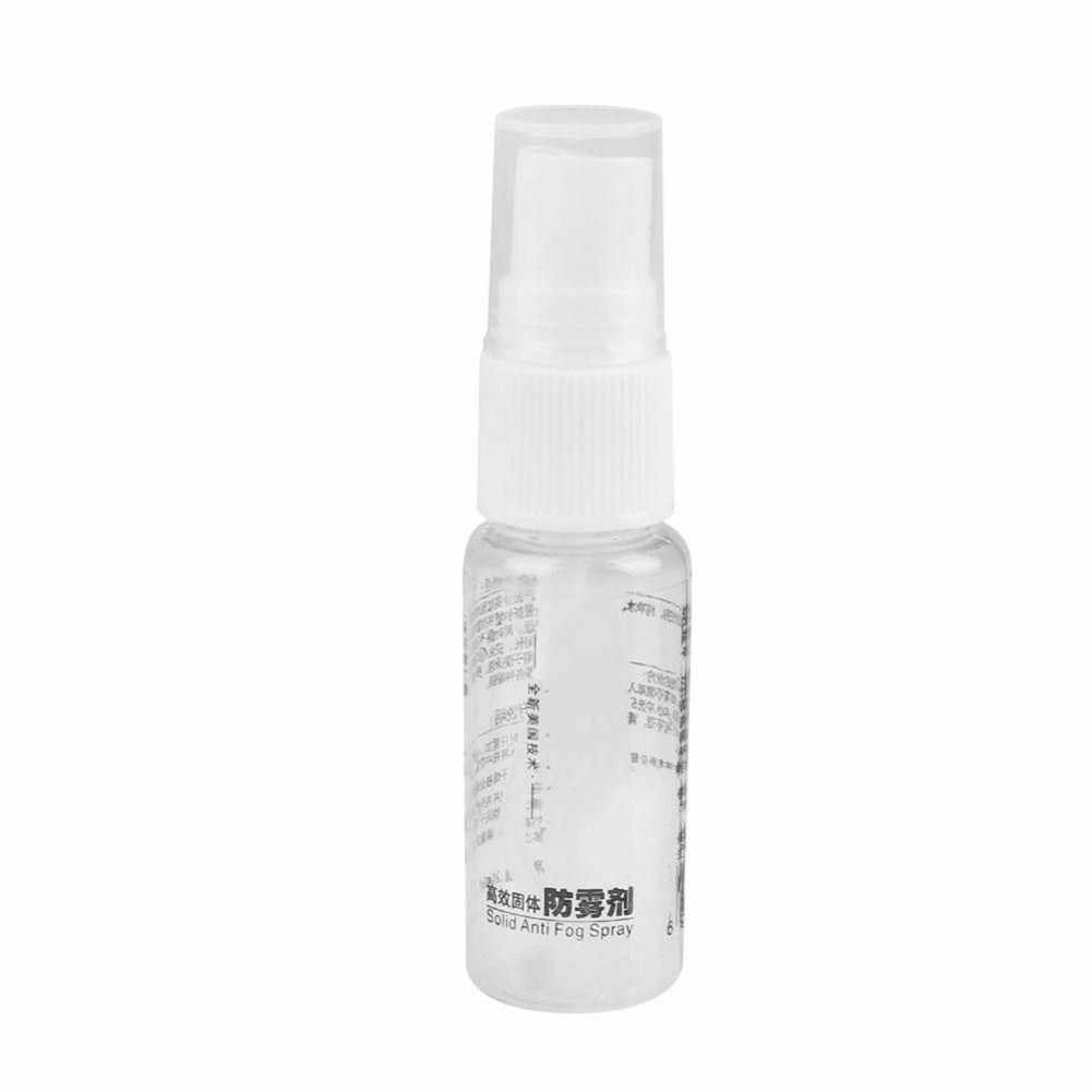 Defogger Solid State Ontwaseming Anti Fog Agent voor Zwembril Glas Lens Duikbril Cleaner Oplossing Antisluier Spray Mist