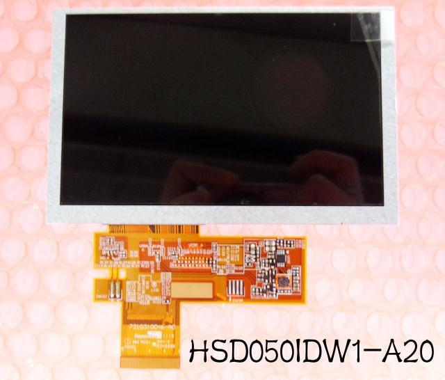HSD050IDW1 A20 A10A30 GPS/UMPC 5 inch HD LCD screen Portable navigation