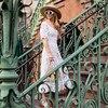High End Self Portrait Dress 2018 Summer Women Sexy O Neck Short Sleeve White Long Lace
