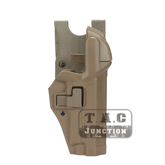 Tactical Right Hand Gun Pistol Holster Serpa Level 3 for Sig Sauer P226 P229