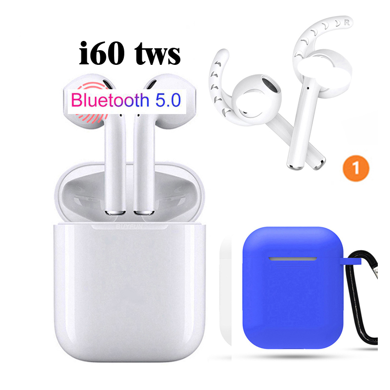 Old Town I60 Tws I60tws 60 Wireless Bluetooth Headset 5.0 Touch PK 10 12 Tws 14 16 18 20 30 60 80 88 Tws I30